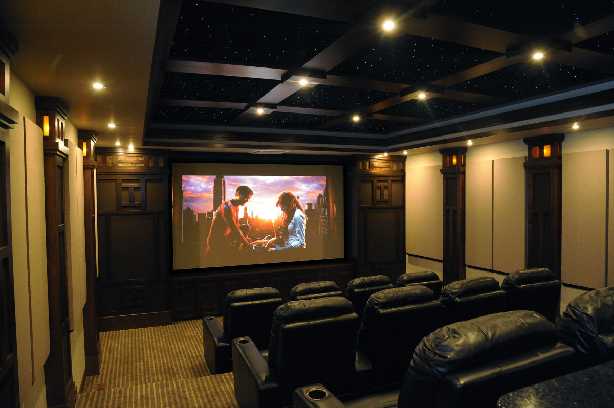 Entertainment Centres Theatre Rooms